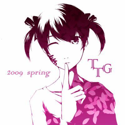 祐巳さん。春モード。